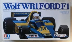 TAMIYA 1/20 20006 WOLF WR-1 FORD F-1