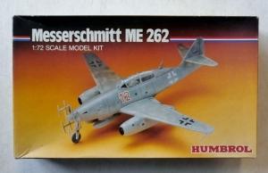 HUMBROL 1/72 72013 MESSERSCHMITT Me 262