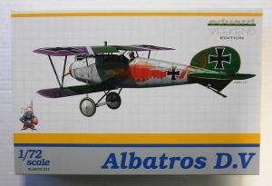 EDUARD 1/72 7402 ALBATROS D.V