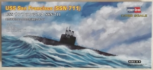 HOBBYBOSS 1/700 87015 USS SAN FRANCISCO  SSN-711