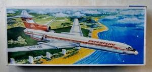 FLUGZEUG 1/100 Tu-154 INTERFLUG