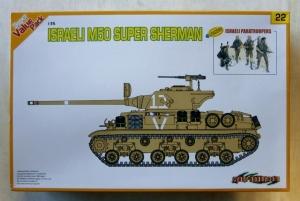 CYBER-HOBBYCOM 1/35 9122 ISRAELI M50 SUPER SHERMAN