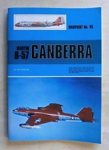 WARPAINT  045. MARTIN B-57 CANBERRA