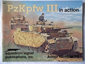SQUADRON/SIGNAL ARMOR IN ACTION  2024. Pz.Kpfw III
