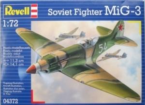 REVELL 1/72 04372 MiG-3
