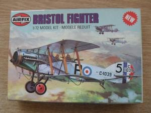 AIRFIX 1/72 61005 BRISTOL FIGHTER F.2B