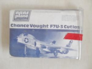 RAREPLANE 1/72 CHANCE VOUGHT F7U-3 CUTLASS
