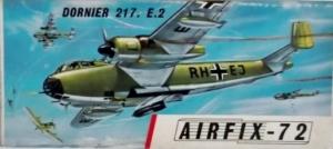 AIRFIX 1/72 383 DORNIER 217 E.2