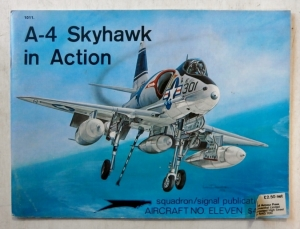 SQUADRON/SIGNAL AIRCRAFT IN ACTION  1011. A-4 SKYHAWK