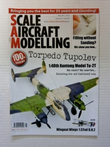 SCALE AIRCRAFT MODELLING  SAM VOLUME 35 ISSUE 03