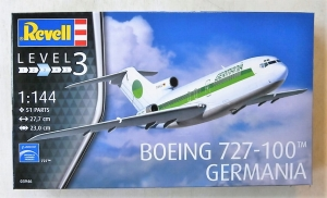 REVELL 1/144 03946 BOEING 727-100 GERMANIA