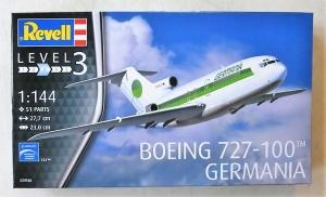 REVELL 1/144 03946 BOEING 727-100 GERMANIA