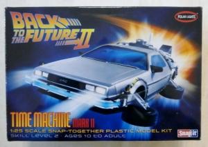 POLAR LIGHTS 1/25 925 BACK TO THE FUTURE TIME MACHINE MARK II
