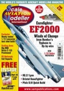 SCALE AVIATION MODELLER  SCALE AVIATION MODELLER VOLUME 13 ISSUE 10