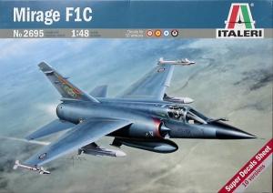 ITALERI 1/48 2695 MIRAGE F.1C