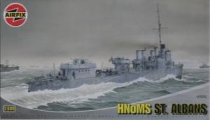 AIRFIX 1/400 03252 HNoMS ST.ALBANS