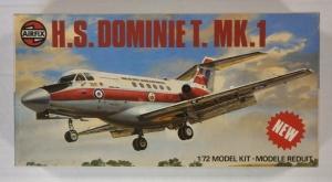 AIRFIX 1/72 03009 H.S. DOMINIE T.Mk.1