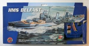 AIRFIX 1/600 74212 HMS BELFAST
