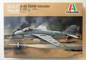 ITALERI 1/72 1392 A-6E TRAM INTRUDER