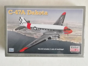 MINICRAFT 1/144 14602 C-47A DAKOTA