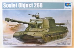 TRUMPETER 1/35 05544 SOVIET OBJECT 268