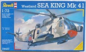 REVELL 1/72 04427 WESTLAND SEA KING Mk.41