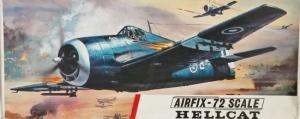 AIRFIX 1/72 253 HELLCAT