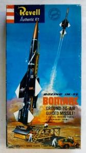 REVELL  H-1806 149 BOEING IM-99 BOMARC S TYPE BOXING 1957