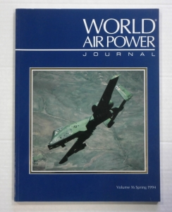 CHEAP BOOKS  ZB760 WORLD AIR POWER JOURNAL VOL 16 1994