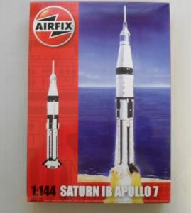 AIRFIX 1/144 06172 SATURN IB / APOLLO 7