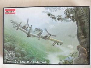 RODEN 1/48 406 OV-1A/JOV-1A MOHAWK