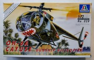 ITALERI 1/72 028 OH-6A CAYUSE