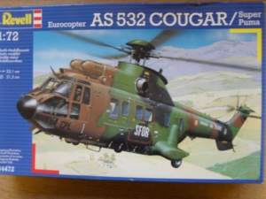 REVELL 1/72 04472 AS 352 COUGAR/SUPER PUMA