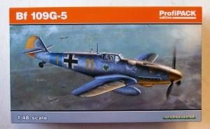 EDUARD 1/48 82112 MESSERSCHMITT Bf 109G-5 PROFIPACK