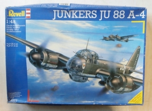 REVELL 1/48 04531 JUNKERS Ju 88 A-4