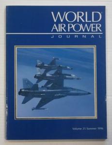 CHEAP BOOKS  ZB769 WORLD AIR POWER JOURNAL VOL 25 1996