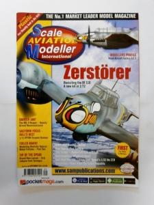 SCALE AVIATION MODELLER  SAMI VOLUME 18 ISSUE 09