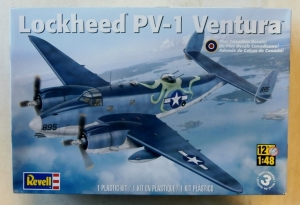 REVELL 1/48 5531 LOCKHEED PV-1 VENTURA