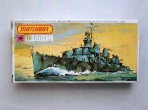 MATCHBOX 1/700 PK-63 USS FLETCHER