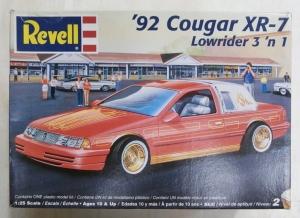 REVELL 1/25 2182 92 COUGAR XR-7