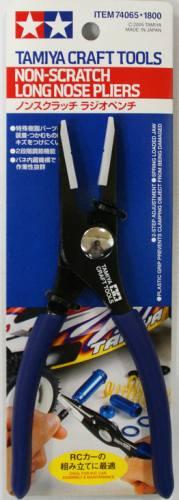 TAMIYA  74065 NON-SCRATH LONG NOSE PLIERS