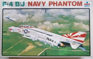 ESCI 1/48 4043 F-4B/J NAVY PHANTOM