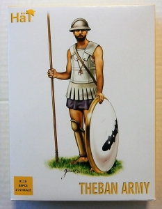 HAT INDUSTRIES 1/72 8129 THEBAN ARMY