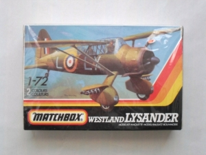 MATCHBOX 1/72 PK-07 WESTLAND LYSANDER