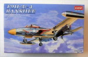 1/72 1626 F2H-3/-4 BANSHEE