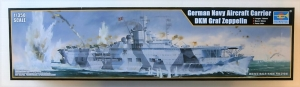 TRUMPETER 1/350 05627 GERMAN NAVY AIRCRAFT CARRIER DKM GRAF ZEPPELIN  UK SALE ONLY