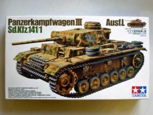 TAMIYA 1/35 35215 Pz.Kpfw III Ausf. L