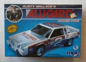 MPC 1/25 1303 RUSTY WALLACES ALUGARD GRAND PRIX