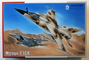 SPECIAL HOBBY 1/72 72347 MIRAGE F.1CR