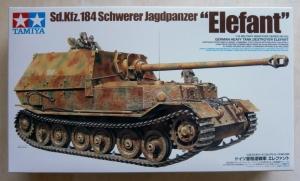 TAMIYA 1/35 35325 Sd.Kfz.184 SCHWERER JAGDPANZER ELEFANT